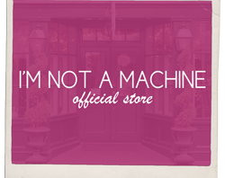 I'm not a machine music store